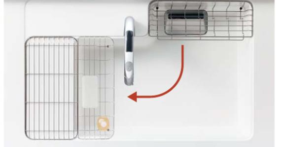パナソニックのキッチン リフォムス 水回り交換とリノベーション
