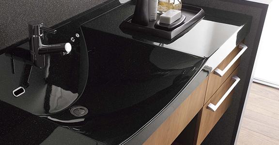 Panasonicの洗面台、Lクラスラシス 洗面台リフォーム、リノベーション