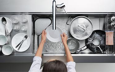 クリナップ、キッチン、セントロ 水回りリフォーム