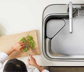 クリナップのキッチン、ステディア、キッチンリフォーム
