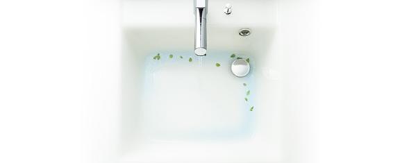 クリナップの洗面化粧台交換、水回り交換 ティアリス