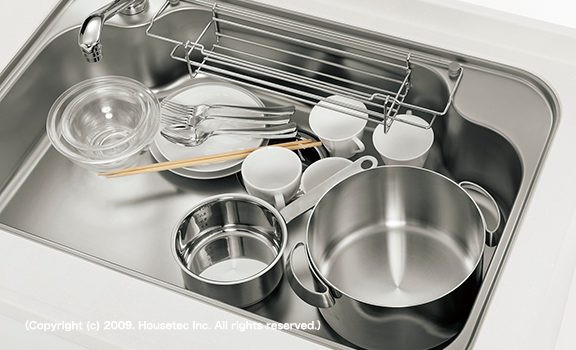 ハウステック キッチン、カナリエ リノベーション、キッチンリフォーム