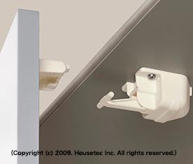 ハウステックのリフォーム、洗面台交換 水回り交換、ドレーナ