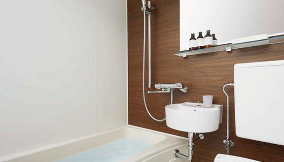 リクシルのお風呂、bwシリーズ お風呂リフォーム、リノベーション