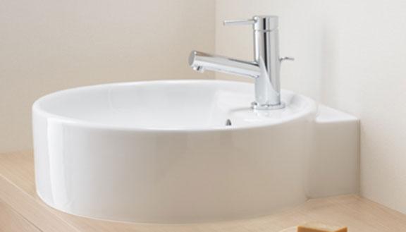 リクシルの洗面化粧台交換、水回り交換 エスタ