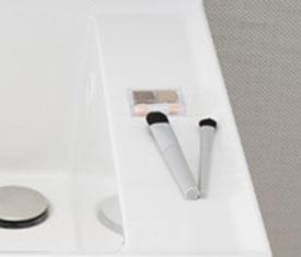 リクシルのリフォーム、洗面台交換 水回り交換、ピアラ