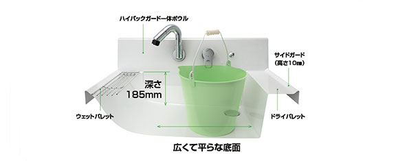 リクシルの洗面台、ピアラ 洗面台リフォーム、リノベーション