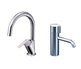 リクシルのリフォーム、洗面台交換 水回り交換、リフラ
