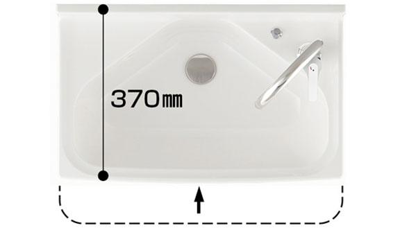 リクシルの洗面化粧台交換、水回り交換 リフラ