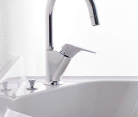 リクシルの洗面台、リフラ 水回り交換、水回りリフォーム
