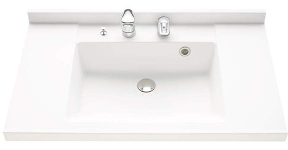 ノーリツの洗面化粧台交換、水回り交換 ソフィニア