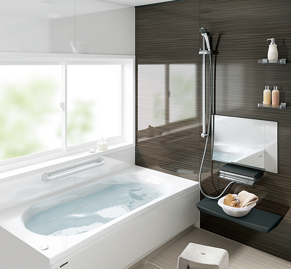タカラスタンダードのお風呂、ミーナ 水回り交換、水回りリフォーム