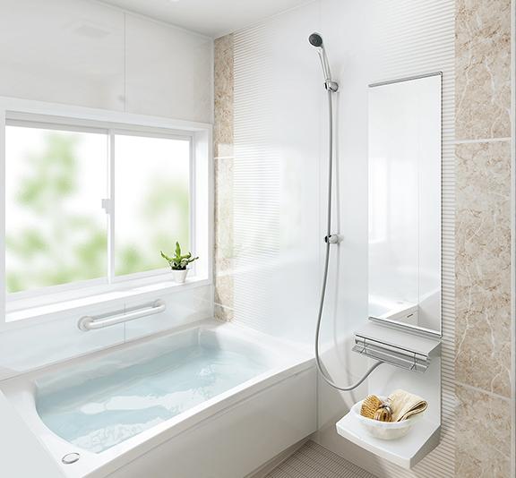 タカラスタンダードのお風呂、ミーナ リノベーション、リフォーム
