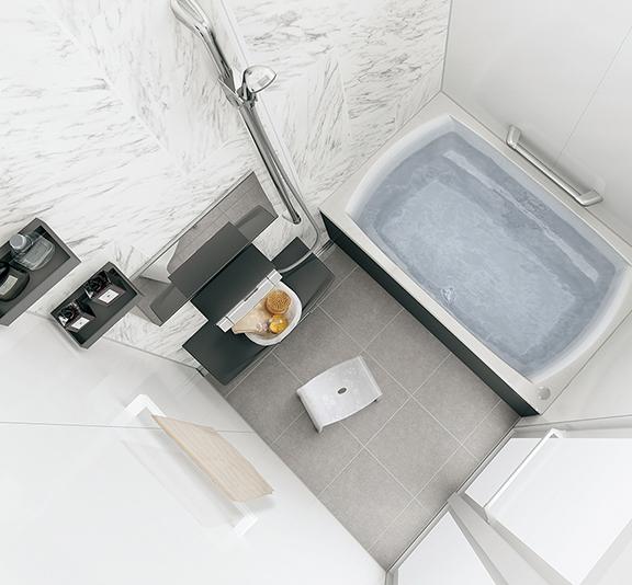 タカラスタンダードのお風呂、伸びの美浴室 リノベーション、リフォーム