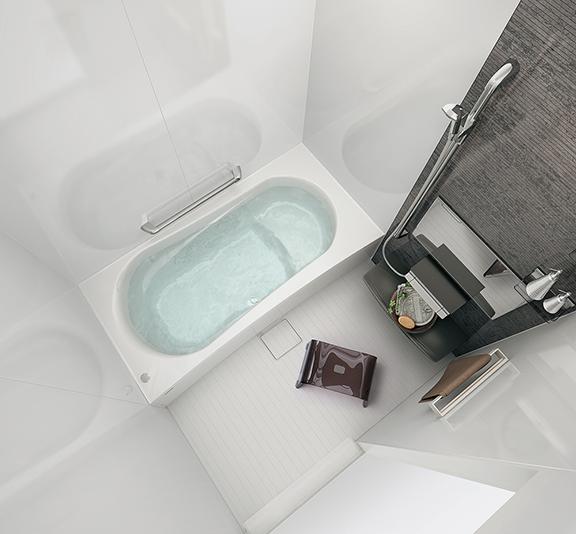 タカラスタンダードのリフォーム、お風呂交換 水回り交換、伸びの美浴室