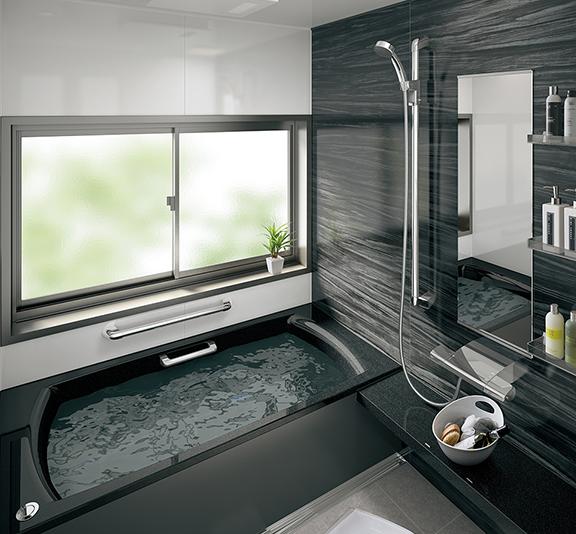 タカラスタンダードのお風呂、キープクリーン浴槽 レラージュ 水回り交換