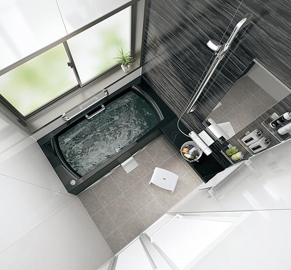 タカラスタンダードのリフォーム、お風呂交換 水回り交換、キープクリーン浴槽 レラージュ