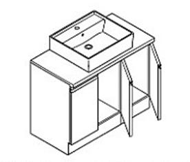 トクラスの洗面台、レスト リノベーション、リフォーム