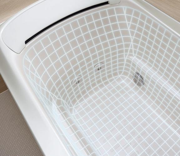 TOTOのお風呂、シンラ お風呂リフォーム、リノベーション