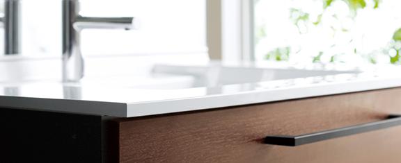 TOTOの洗面台、エスクアLS 洗面台リフォーム、リノベーション