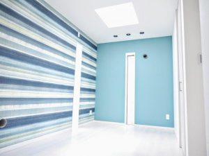新築工事 オシャレな洋室 東京都足立区で建築可能な住宅メーカー