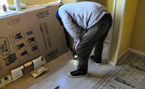 フローリング貼り 東京 神奈川 埼玉 千葉の1都3県を拠点とするリノベーション会社