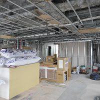 オフィス部分LGS工事 マンションも戸建ても賃貸も。未来に価値あるリノベーション住宅。